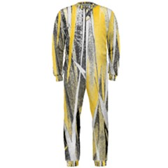 Abstraction Onepiece Jumpsuit (men)
