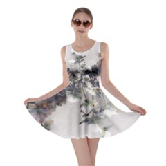 watercolour Skater Dress
