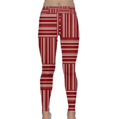 Pattern Classic Yoga Leggings