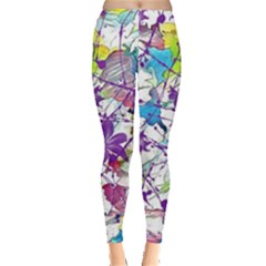 Lilac Lillys Leggings