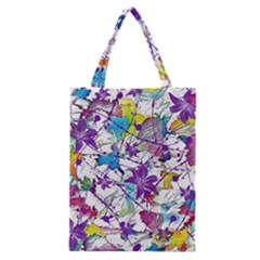Lilac Lillys Classic Tote Bag