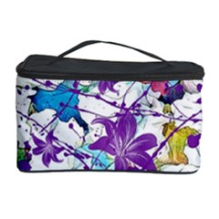 Lilac Lillys Cosmetic Storage Case