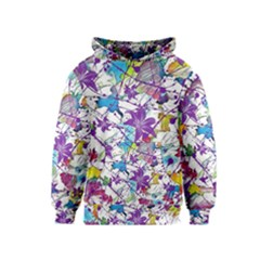 Lilac Lillys Kids  Pullover Hoodie
