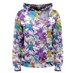 Lilac Lillys Women s Pullover Hoodie