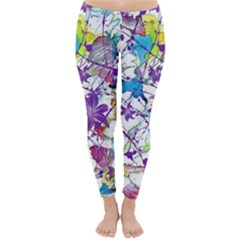 Lilac Lillys Classic Winter Leggings