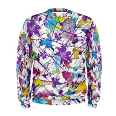 Lilac Lillys Men s Sweatshirt