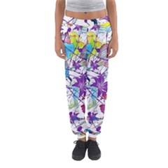Lilac Lillys Women s Jogger Sweatpants