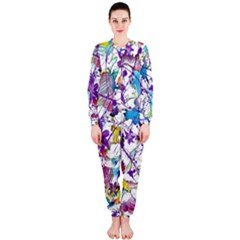 Lilac Lillys OnePiece Jumpsuit (Ladies)