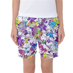 Lilac Lillys Women s Basketball Shorts