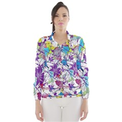 Lilac Lillys Wind Breaker (women)