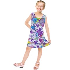 Lilac Lillys Kids  Tunic Dress
