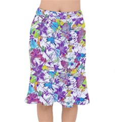 Lilac Lillys Mermaid Skirt