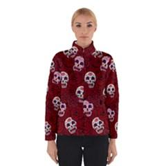 Funny Skull Rosebed Winterwear