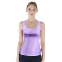 Color Racer Back Sports Top