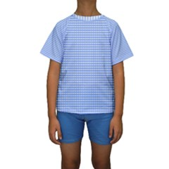 Color Kids  Short Sleeve Swimwear