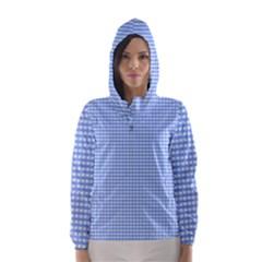 Color Hooded Wind Breaker (Women)