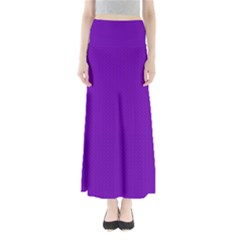 Color Maxi Skirts