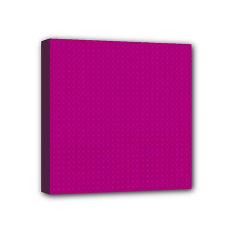 Color Mini Canvas 4  x 4