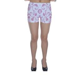 Ornament  Skinny Shorts