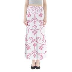 Ornament  Maxi Skirts