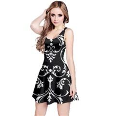 Ornament  Reversible Sleeveless Dress