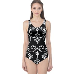 Ornament  One Piece Swimsuit
