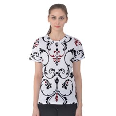 Ornament  Women s Cotton Tee