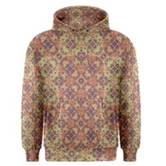 Vintage Ornate Baroque Men s Pullover Hoodie