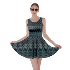 Pattern Skater Dress