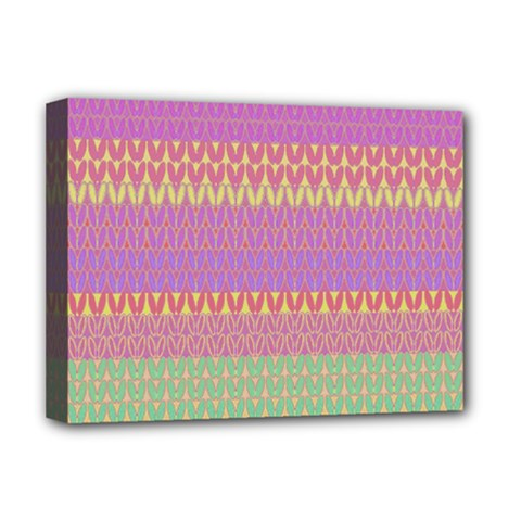 Pattern Deluxe Canvas 16  x 12