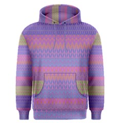 Pattern Men s Pullover Hoodie