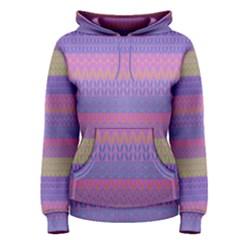 Pattern Women s Pullover Hoodie