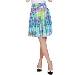Drake 1 800 Hotline Bling A-Line Skirt