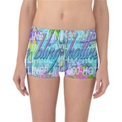 Drake 1 800 Hotline Bling Reversible Bikini Bottoms