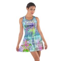 Drake 1 800 Hotline Bling Cotton Racerback Dress