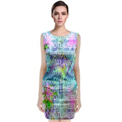 Drake 1 800 Hotline Bling Classic Sleeveless Midi Dress
