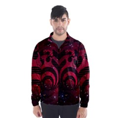 Bassnectar Galaxy Nebula Wind Breaker (Men)