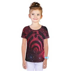 Bassnectar Galaxy Nebula Kids  One Piece Tee