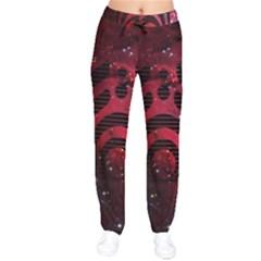 Bassnectar Galaxy Nebula Drawstring Pants
