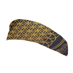Bring Me The Horizon Cover Album Gold Stretchable Headband