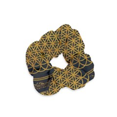 Bring Me The Horizon Cover Album Gold Velvet Scrunchie
