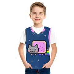 Nyan Cat Kids  SportsWear