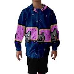 Nyan Cat Hooded Wind Breaker (Kids)