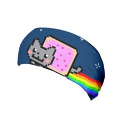 Nyan Cat Yoga Headband