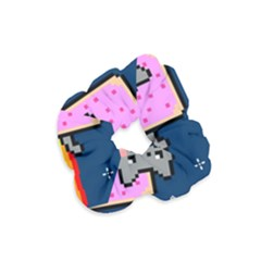 Nyan Cat Velvet Scrunchie
