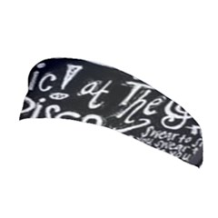 Panic ! At The Disco Lyric Quotes Stretchable Headband