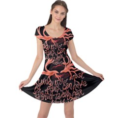 Panic At The Disco   Lying Is The Most Fun A Girl Have Without Taking Her Clothes Cap Sleeve Dresses