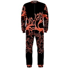 Panic At The Disco   Lying Is The Most Fun A Girl Have Without Taking Her Clothes OnePiece Jumpsuit (Men)