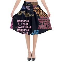 Panic At The Disco Northern Downpour Lyrics Metrolyrics Flared Midi Skirt