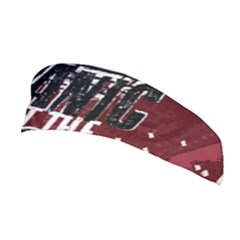 Panic At The Disco Poster Stretchable Headband